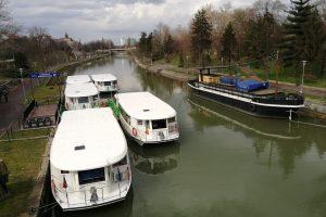 Circulația vaporașelor va fi reluată pe Canalul Bega