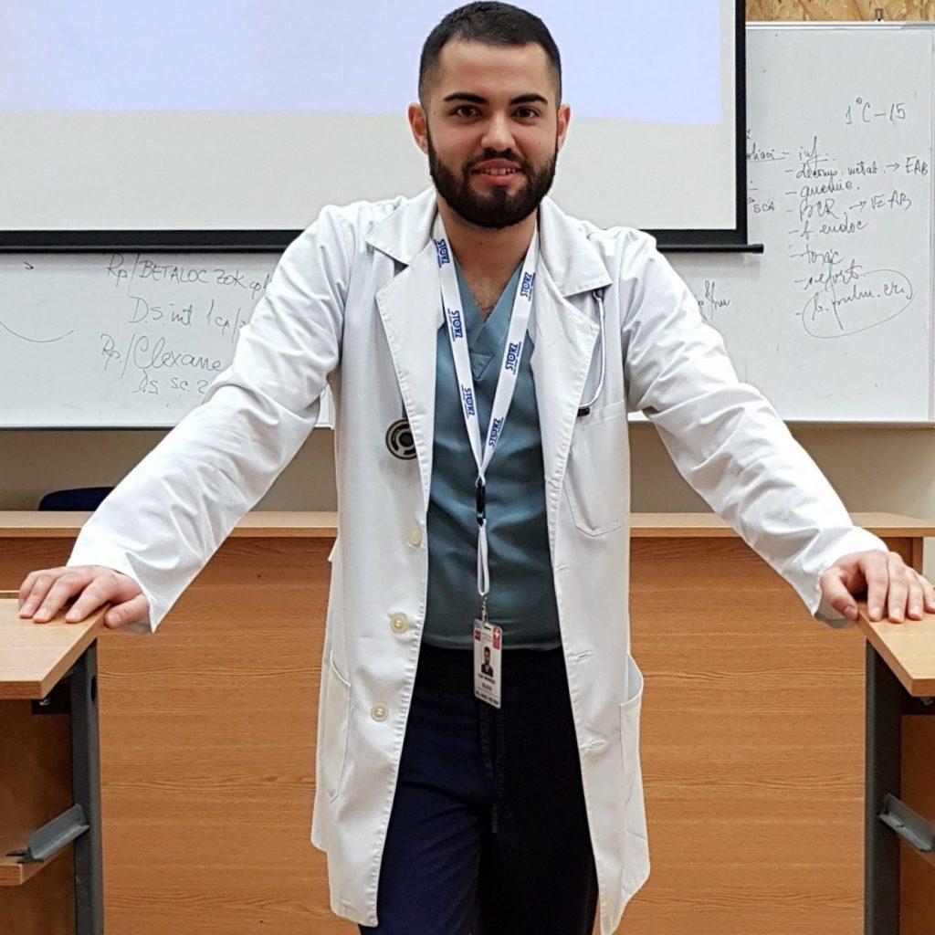 Medic rezident găsit mort în locuința sa, la Timișoara
