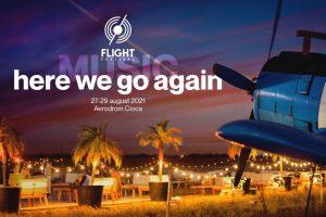 Ediția 2021 Flight Festival aduce fanilor săi multe surprize plăcute în domeniul muzicii, artei și tehnologiei