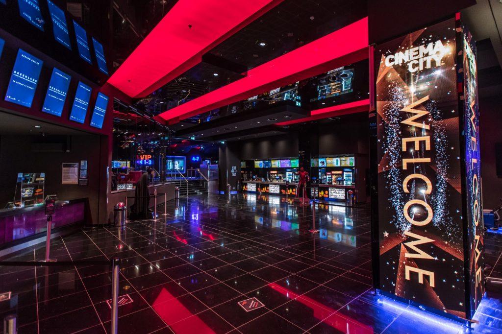 Cinema City redeschide cinematografele pe 27 mai
