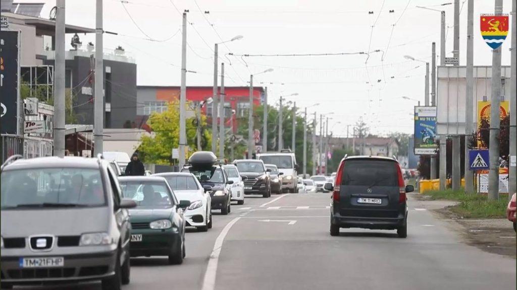 CJ Timiș pregătește modernizarea DJ 691, între autostradă și limita cu județul Arad