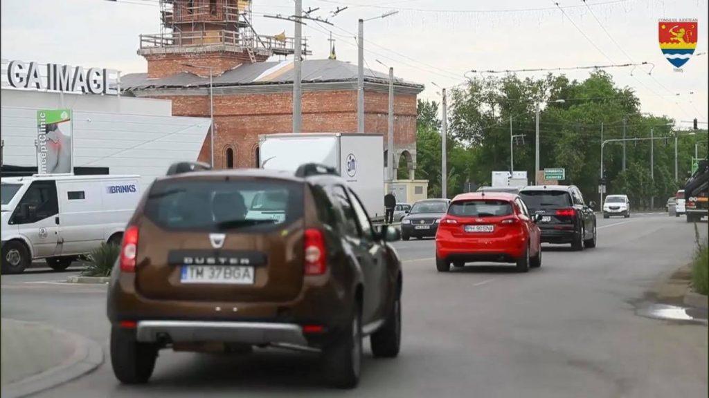 Șantierul pentru 4 benzi din Dumbrăvița, blocat de Primăria Timișoara