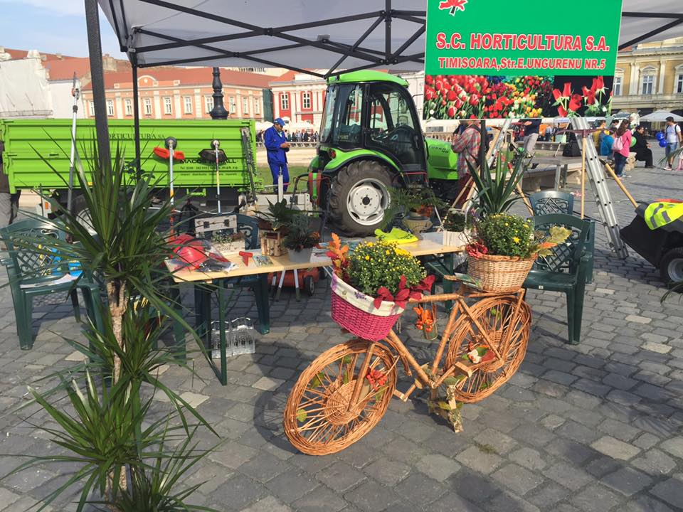 USR Plus vrea să demită conducerea Horticultura