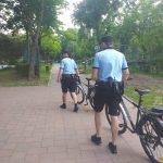 Polițiștii locali, de astăzi în patrule velo pe malurile Begăi