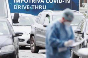 Timișoara va avea un centru de vaccinare drive-thru