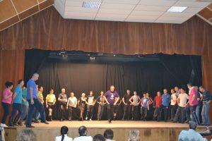 Cursuri gratuite de dans cu coregrafii Ansamblului Banatul. Cum te poți înscrie