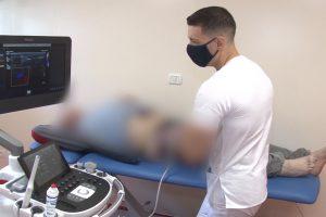 Evaluare imagistică, în premieră la Timișoara, pentru monitorizarea riscului de tromboză la pacientul post COVID-19