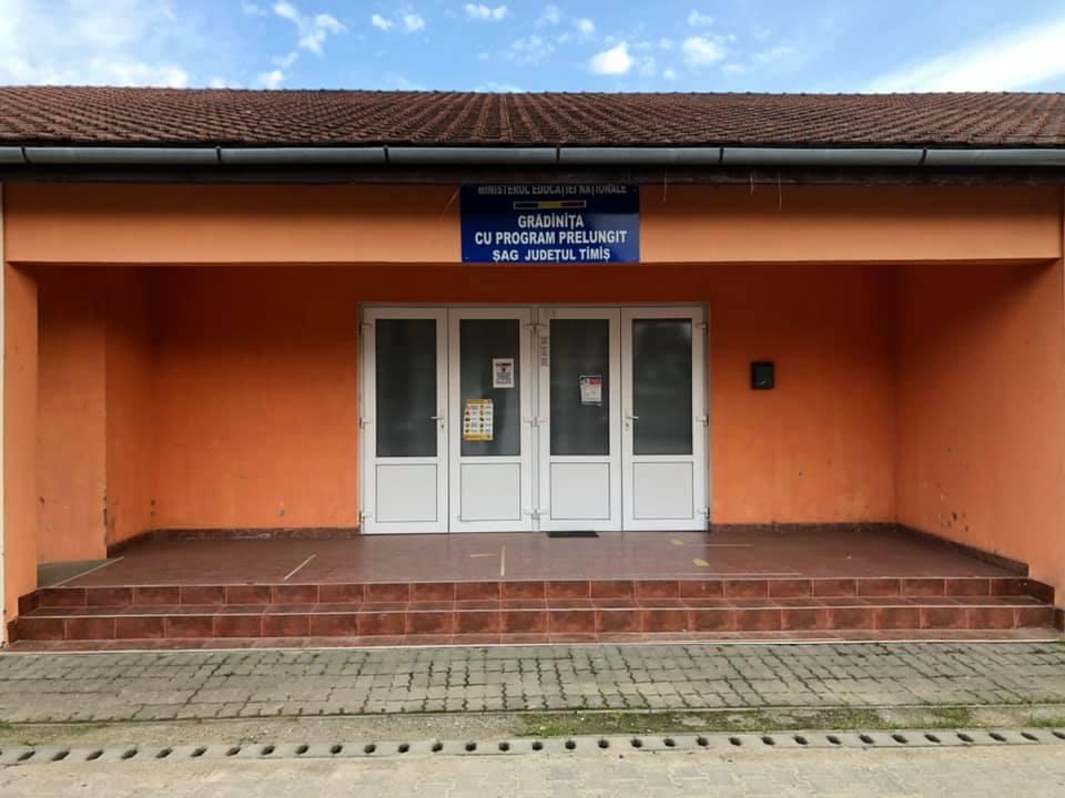 A fost semnat contractul pentru începerea lucrărilor la grădinița din comuna Șag