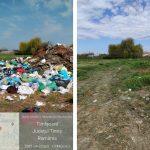 A dispărut muntele de gunoaie din zona Kuncz