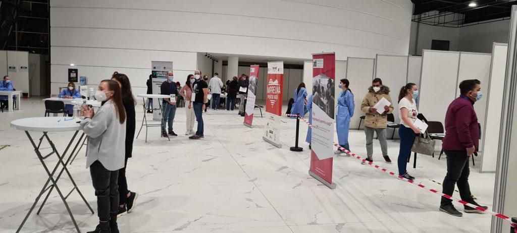 Universitatea de Vest din Timișoara se alătură Maratonului Vaccinării