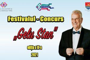 Tinerii soliști pasionați de folclor se pot înscrie la Festivalul– Concurs Gelu Stan organizat de CCAJT
