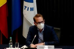 Alegeri interne în USR PLUS. Fritz candidează la funcția de președinte al filialei Timiș