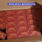 Percheziții într-un dosar de contrabandă cu țigarete în Timiș, Arad și Caraș–Severin