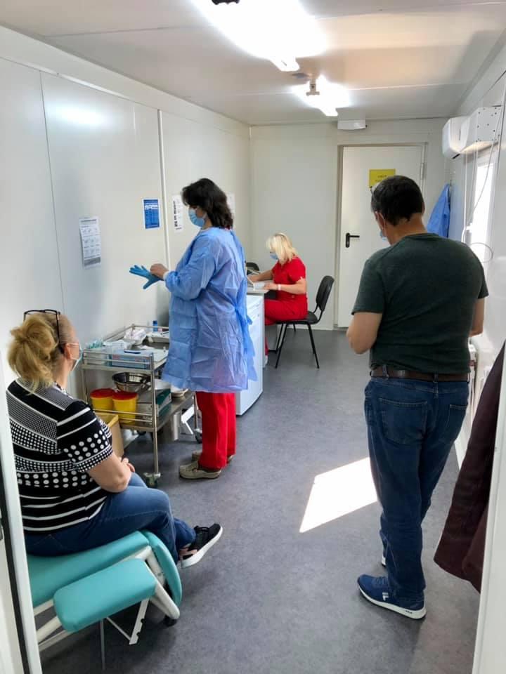 DSP Timiș: 986 vaccinuri anti Covid administrate în ultimele 24 ore