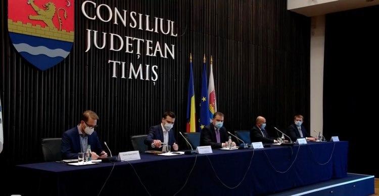 """Ministrul Dezvoltării, la Timișoara: """"Una dintre prioritățile Guvernului o reprezintă Programul național de construire de creșe"""""""