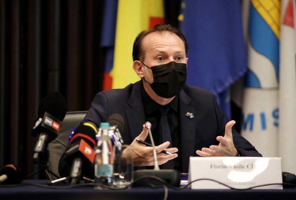 Premierul Cîțu: Am discutat astăzi la Timișoara despre acest subiect cu autoritățile locale, e important să știe că au tot sprijinul meu și al Guvernului
