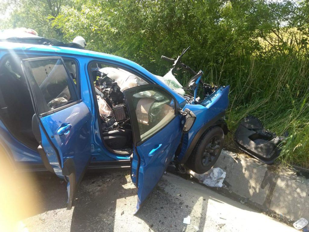 Accident mortal pe DN 66 într-o localitate din județul Hunedoara