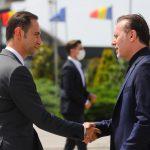 Nica: Cea mai bună veste din cadrul vizitei premierului Florin Cîţu este legată de programul special de dezvoltare pe care îl gândește pentru drumuri comunale, drumuri județene și susținerea investițiilor locale
