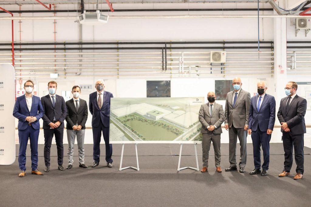 Investiție de proporții a DRÄXLMAIER Group în fabrica de componente  E-mobility din Timișoara