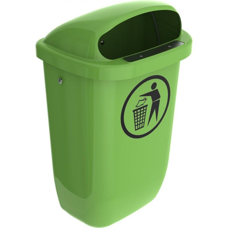 O mie de coșuri stradale de gunoi vor fi achiziționate de Primăria Timișoara