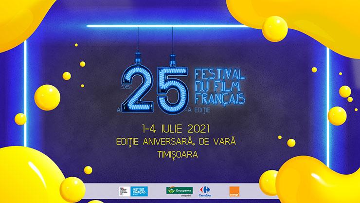 Festivalul Filmului Francez din România celebrează 25 de ani