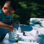 Zeci de copii în vizită la Centrul educațional Aquapic