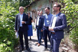 Fritz promite că redeschide Baza Uszoda. Va fi transformată într-un centru sportiv și cultural
