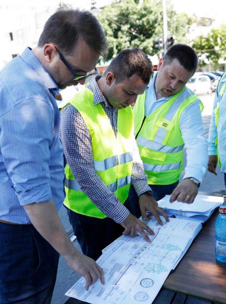 Primăria caută proiectant pentru amenajarea străzii Crizantemelor