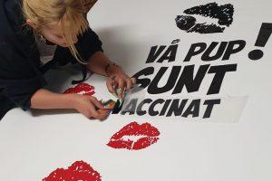 UVT încurajează vaccinarea copiilor. FOTO