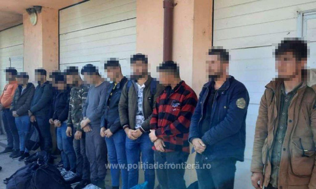 Peste 80 persoane depistate pe raza municipiului Timişoara, în cadrul acţiunilor desfăşurată în sistem integrat pentru prevenirea migraţiei ilegale