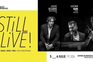 Trei dintre cei mai creativi muzicieni contemporani de jazz vin la Timișoara în 5-6 iulie
