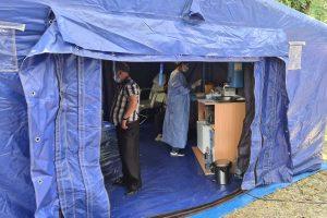 Centru mobil de vaccinare la Pădurea Verde, adresat comunităților defavorizate