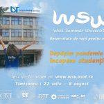 O nouă ediție a universității de vară pentru elevi va avea loc la UVT