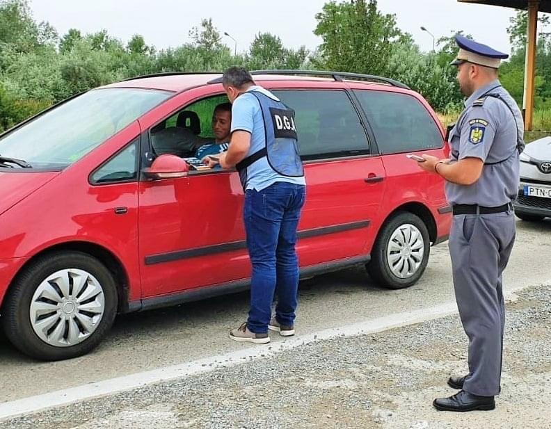 Săptămâna acțiunilor de prevenire a corupției în domeniul Poliție de frontieră