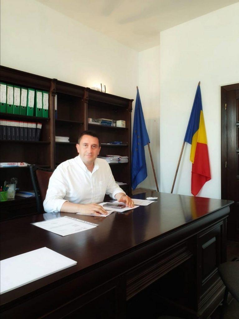 Claudiu Sușanu a revenit la conducerea Comisariatului Regional pentru Protecția Consumatorului