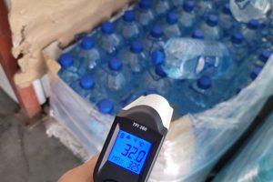 Cantități mari de băuturi depozitate necorespunzător, confiscate de OPC