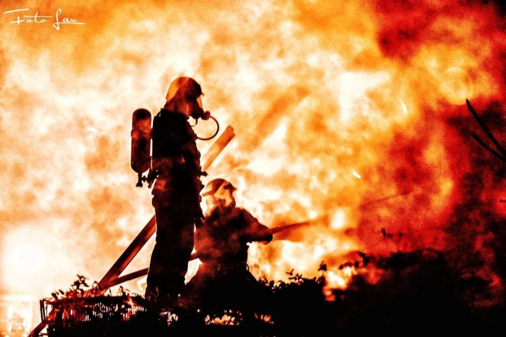 Risc crescut de incendii în Timiș