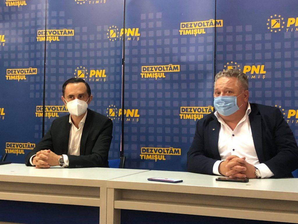 """""""PNL Timiș arată pe zi ce trece ca un partid luat captiv de niște primitivi"""". Vezi cine afirmă"""