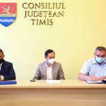 """A fost semnat contractul de lucrări """"Execuție rețele de apă și canalizare Sânandrei și Carani"""""""