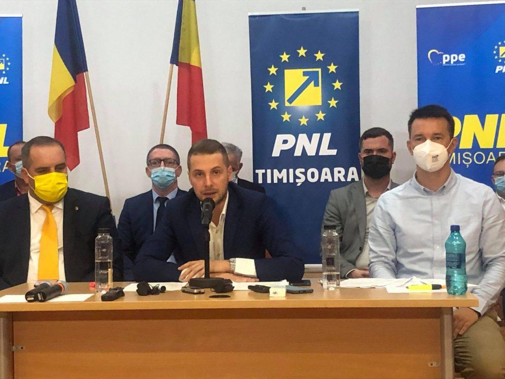 Suspendările din PNL sunt interzise în perioada alegerilor