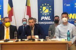 Raul Ambruș: 320 membri ai PNL Timișoara au fost scoși de pe convocatorul alegerilor din 31 iulie