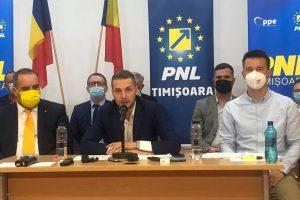 Raul Ambruș, din nou în competiția pentru conducerea PNL Timișoara