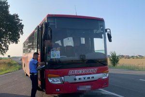 Controale și amenzi. Toată săptămâna are loc acțiunea Truck&Bus