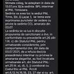 Conducerea județeană interimară a PNL Timiș a început prigoana împotriva membrilor PNL Timișoara