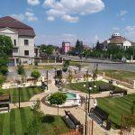 Un nou parc a fost amenajat în Recaș