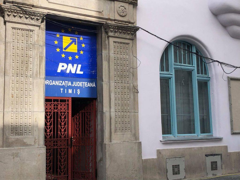 PNL Timiș a stabilit data alegerilor interne