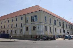 Haină nouă a Spitalului Militar din Timișoara