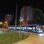 Continuă testele pe traseu a tramvaiului produs de compania turcească