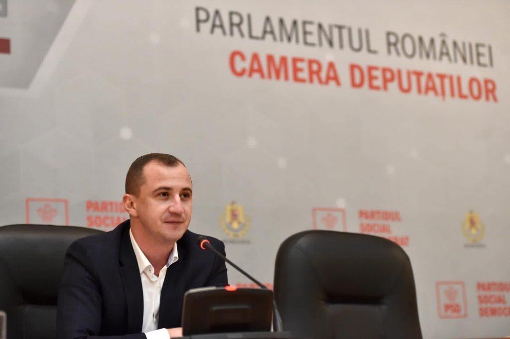 Alfred Simonis, reconfirmat în poziția de lider al Grupului parlamentar PSD din Camera Deputaților
