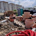Polițiștii locali continuă verificările privind gestionarea deșeurilor rezultate din construcții